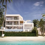 Barbados Sea Side Architectural Visualisation by RedWhite Creative Agency Bournemouth