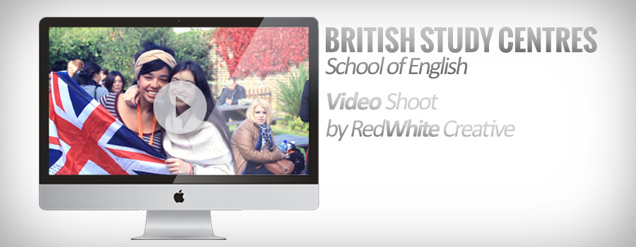 Video Production for British Study Centres – School of English. After a two day video shoot in Brighton, our creatives have finally polished the surface of this outstanding 4min30 video. Take a...