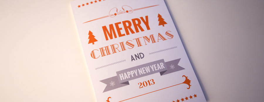 Wishing you a very merry christmas and a happy new year! – RedWhite Creative Team www.redwhitecreative.co.uk