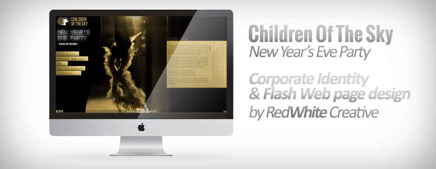 Children-of-the-sky-corporate-identity-and-flash-web-page-design-RedWhite-Creative-Agency